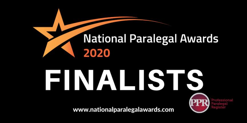 ppr paralegal awards