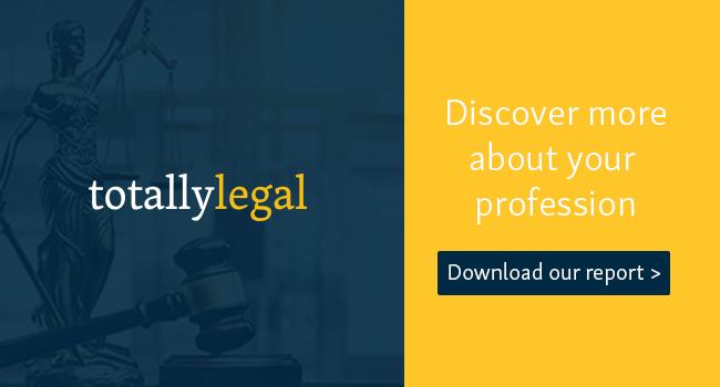 average legal salary uk